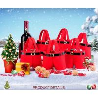 China Hot Gifts Christmas Gift Ideas Christmas red Christmas Bags Wedding Candy Bags 2015 New on sale