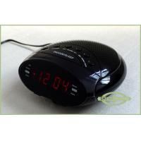 PLL AM / FM Digital Clock Radio with Dual Alarm, Snooze and Sleep Timer Manufactures