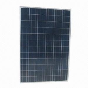 Polycrystalline Solar Module with 260W Power, Easy-to-install