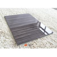Buy cheap Textured Embossed 9mm / 16mm / 18mm MDF Board For Cabinets Shutters from wholesalers