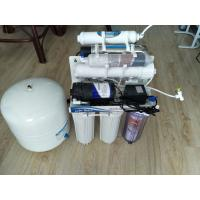 reverse osmosis 7 stages 50GPD with UV and PH8.5 home use water filter Manufactures