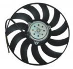 OEM 8E0959455K AUDI Radiator Fan Replacement , 12 Volt Automotive Cooling Fans Manufactures