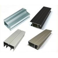 Anodized Aluminum Window Profiles Heat Treatable For Decoration / Building Manufactures