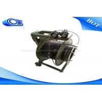 Outdoor Fiber Optic Cable Reel Drum With 200m Extension ODVA - LC Waterproof Connectors Manufactures