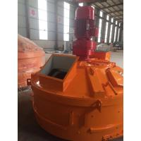 Large Capacity Planetary Cement Mixer 37kw Contruction Material Mixing Manufactures