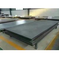 ASTM A240 ASME SA240 317l Stainless Steel Plate UNS S31726 For Chemical Equipment Manufactures
