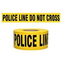 China Caution Warning Tape with Printing,static sensitive area use caution tape,PE Warning Caution Tape,striped caution tape c on sale