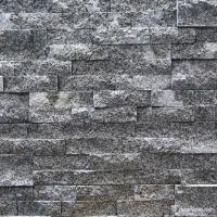 Natural stone ,White Grey Granite Culture Stone, Ledge Panel, Stacked Stone Cladding Manufactures