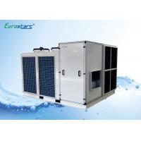 10 Ton Rooftop Packaged Unitary Air Conditioner With High Efficiency Scroll Compressor Manufactures