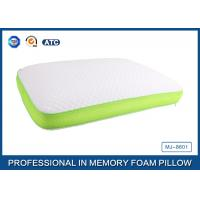 Therapeutic Memory Foam Cooling Gel Pillow with Tencel Fabric Manufactures