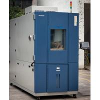 SUS 304 Thermal Shock Test Chamber , Industrial Stability Simulating Hot And Cold Environmental Testing Equipment Manufactures