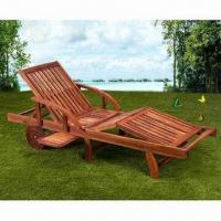 Wooden Sun Lounge Manufactures