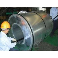 Water Heater Galvanized Steel Coil , ASTM A792 / M Galvalume Steel Plate Manufactures
