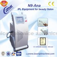 China Skin Care IPL Beauty Machine For Body Hair Removal  No Effective Side on sale