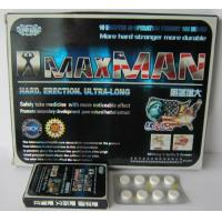 Wholesale Natural Maxman enlarge penis products Manufactures