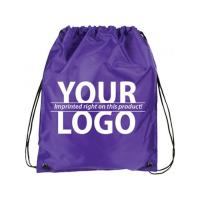 Personalized Outdoor Sports Backpack Polyester Hiking , High School Backpacks Manufactures