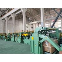 Plate Leveling Machine Line Cut To Length Automatic High Speed Pickling Manufactures