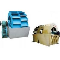 High Precision Sand Washing Machine With High Efficiency Manufactures