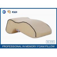 Office Massage Nap Memory Foam Sleep Pillow In Curved Bridge Design Manufactures