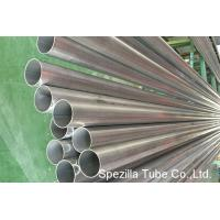Buy cheap Size DN25 DN20 304 / 316 weldable steel tubing Not Annealed Dairy Finish from wholesalers