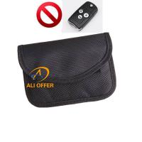 Car Keyless Blocking Bag,RFID Signal Shielding Block Jammer Pouch,Car Protector Anti Car Thief,Remote Can not Read Manufactures