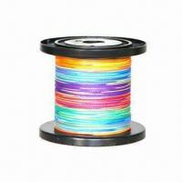 Fishing Lines, Multicolored Braided, with PE and Carbon Fibers Manufactures