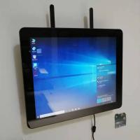 wall mounted Android kiosk 10 inch tablet pc with ethernet port rj45 poe RK3288 Manufactures