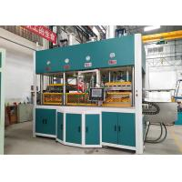 Virgin Paper Molded Pulp Machine Thermoforming Machine for Fine Electronic Packages Manufactures