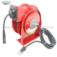 Robot Reels Retractable Hose Reel Metal For ABB Panasonic KUKA YASKAWA Robot Arm Manufactures