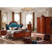 Luxury Antique Hotel Furniture With Bed And Table / Hotel Hospitality Suite Manufactures