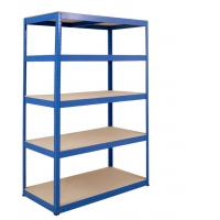Hanging Plate Medium Duty Pallet Storage Racks , Industrial Shelving Systems Manufactures