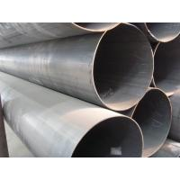 Custom LSAW Steel Pipe 20# Carbon Steel Welded Pipe 2.5mm - 30mm ASTM A106B Manufactures