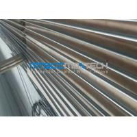 Cold Rolled Gas Precision Stainless Steel Tube / Tubing For Fuild Manufactures