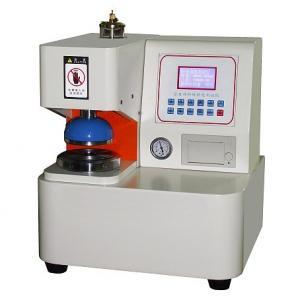 Cardboard Testing Equipment Bursting Strength Tester Manufactures