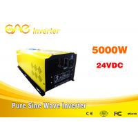 China DC/AC Inverters off grid inverter single output solar power 24 volt inverter with 1 years warranty on sale