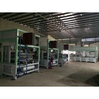 China Rotary Type Pulp Thermoforming Machine With Frequency Conversion Technology on sale