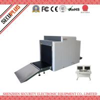 32mm Steel Penetration X Ray Baggage Screening Equipment 40AWG Wire Resolution Manufactures