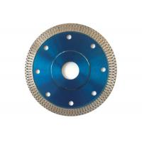 Grid Type Porcelain Tile Cutting Blade Tile Cutting Disc 4 Inch OEM / ODM Available Manufactures