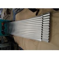 Galvanized Corrugated Roofing Sheets , Corrugated Steel Roof Panel For Wall Manufactures