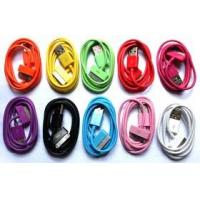 Colorful 2.0 USB Data Sync Cables for IPhone 3GS , 4 , 4S Manufactures