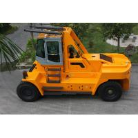 2 Stage / 3 Satge Mast 32 Ton Forklift , Material Handling Forklift4000mm Max Lift Height Manufactures