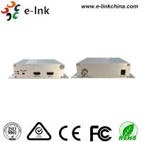 HDMI TO TVI Video CCTV Fiber Optic Converter 4-5 Watts 400 Meters For 1080P Manufactures