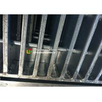 Highways Galvanized Heavy Duty Steel Grating With Automated Welding Process Manufactures