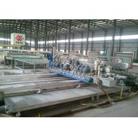 High Precision Touch Screen Glass Edge Polishing Machine PLC Control Manufactures