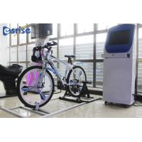 Electronic VR Mobile Cinema Bike Simulator Athletic Exercise 1.6*2.0*1.3M Manufactures