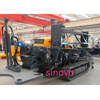 Cummins Engine Horizontal Directional Drilling Machine Spindle Speed 0 - 76 R/Min Manufactures