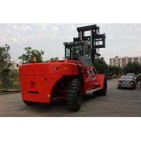 Turning Radius 7260 Mm Diesel Forklift Truck 45 Ton With Volvo Energy Saving Engine Manufactures