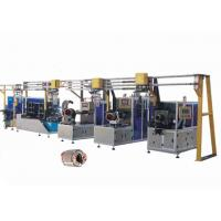 Electric automatic assembly line with induction motor for Linear induction motor winding