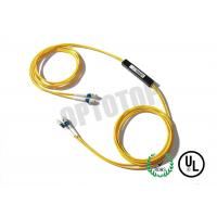 2X2 1m Single Mode Fiber Coupler 1310 / 1550nm LC / UPC With With Single Window Manufactures