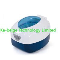 750ML 35W Household Ultrasonic CD Cleaner / Small Ultrasonic Cleaning Machine CE RoHS Manufactures